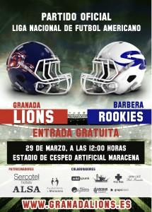 cartel lions rookies 2015