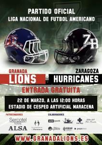 cartel lions hurricanes 2015