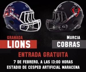 Lions vs Cobras