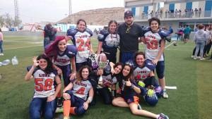 Leonas en Alicante trofeo